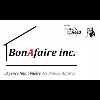 Logo BonAfaire inc.