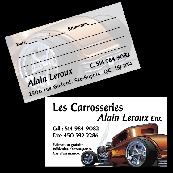 Carrosseries Alain Leroux