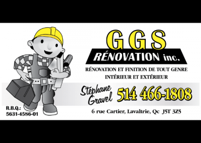 GGS Rénovation Inc